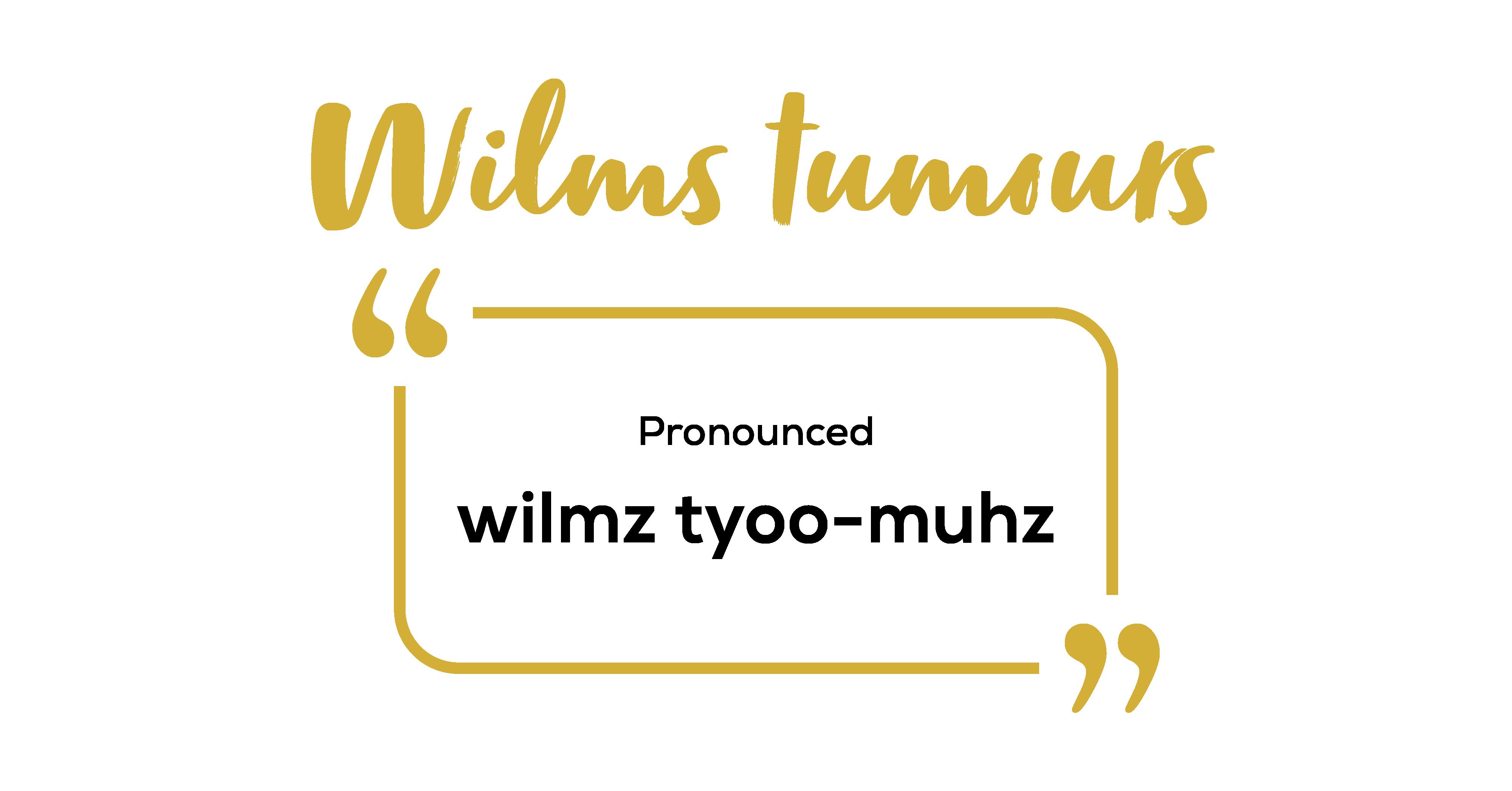 wilms tumours