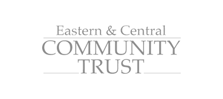 Eastern & Central Community Trust Logo