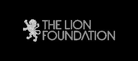 The Lion Foundation Logo