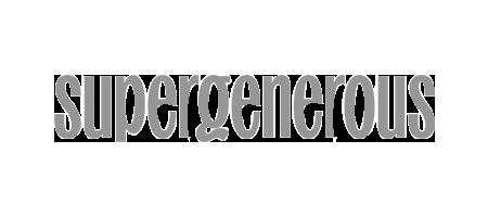 Supergenerous Logo